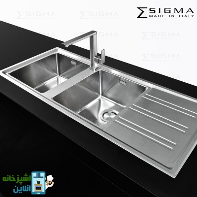 Sigma SinkBA Easy 2B1D 116