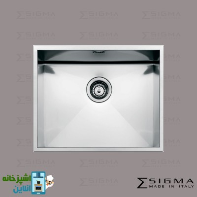 Sigma SinkAP UR0 1B 50 Steel