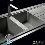 Sigma SinkAP Mira 2B1D 116